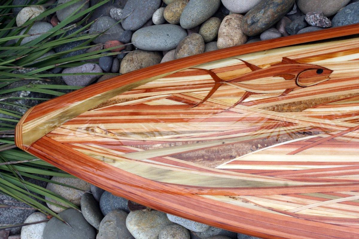 Michael Rumsey - example Reuse of Mango Wood Flooring on Tuna Surfboard.JPG