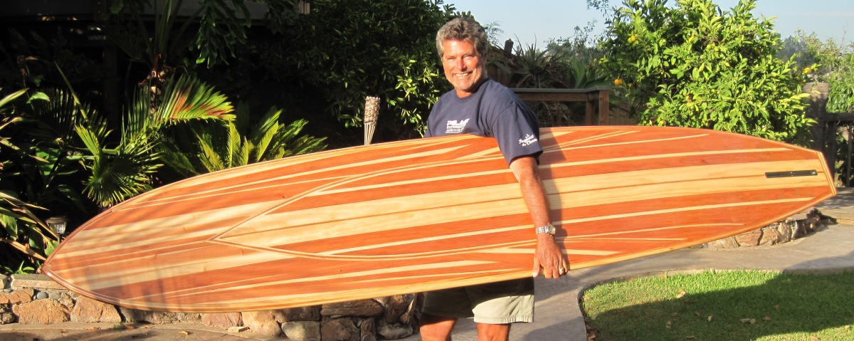 Michael Rumsey - Find Your Joy aka Sam's Board - First Wood Board Build Project.JPG